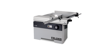 FELDER K 500 - Sliding Table Panel Saw